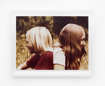 """Autumn Casey, '""""Untitled"""" (when they were thirteen)', 2014"""