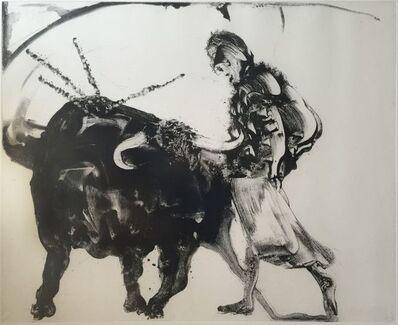 Miquel Barceló, 'Tauromaquia - Lanzarote 55', 2002