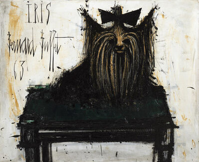 Bernard Buffet, 'Iris', 1963
