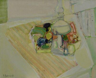 Gabriel Godard, 'Nature morte à la lampe', 1967