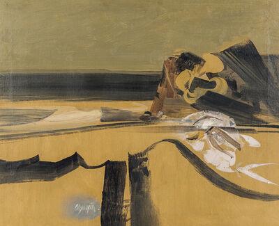 Alejandro Obregón, 'Paisaje Amarillo ', CA 1960