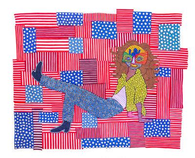 Jody Paulsen, 'American Woman', 2020