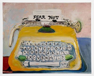 Sam Messer, 'Fear Not', 2017
