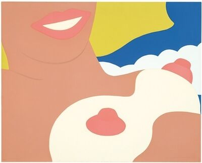 Tom Wesselmann, 'Nude from 11 Pop Artists', 1965