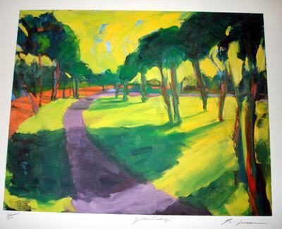 Robert Freeman, 'Yellow Landscape', 2015