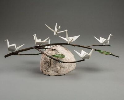 Kevin Box, 'Gathering Peace Maquette 34/50', 2018