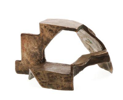 Peter Reginato, 'Abstract Bronze Sculpture', ca. 1987