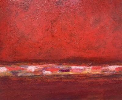 Herman Van Nazareth, 'Red Landscape', 2014