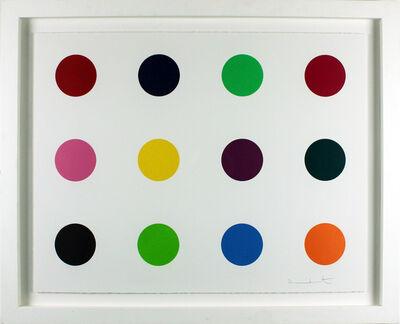 Damien Hirst, 'Methionine', 2010