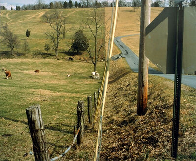 Mike Smith, 'Gray, TN- Divided Landscape', 1996