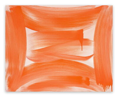 Anne Russinof, 'Breather (Abstract painting)', 2017