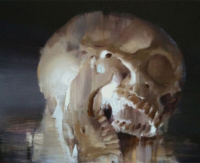 Kim Cogan, 'Study of a Skull', 2017