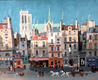 Michel Delacroix, 'Notre-Dame de Paris, côté sud', 2012