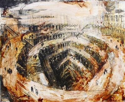 Gustavo Diaz Sosa, 'Hell but not according to Dante', 2017