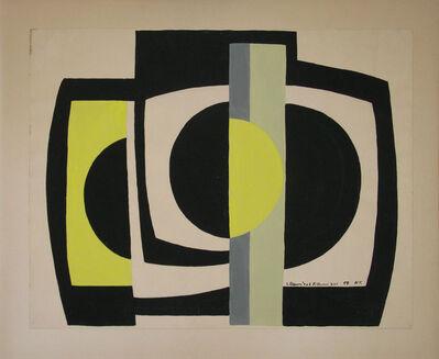 Eduardo Ramírez -Villamizar, 'Untitled', 1956