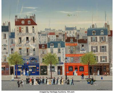 Michel Delacroix, 'Au Bonheur du Jour'