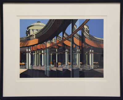 Richard Estes, 'Urban Landscapes No. 3, Set of Eight Silkscreens', 1981
