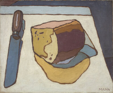 Cyril Mann, 'Bread and Knife', ca. 1955