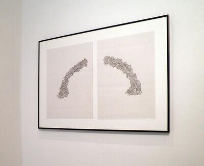 Emilio Rojas, 'Puente entre fronteras', 2014