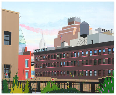 Brian Alfred, 'High Line', 2010