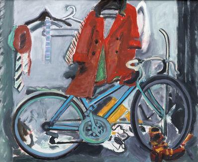 Norbert Tadeusz, 'Roter Mantel (Red Coat)', 1982