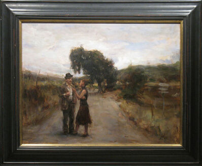 Ron Hicks, 'Countryside Coversation', 2008