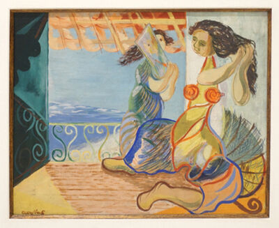 Cícero Dias, 'Duas Mulheres'