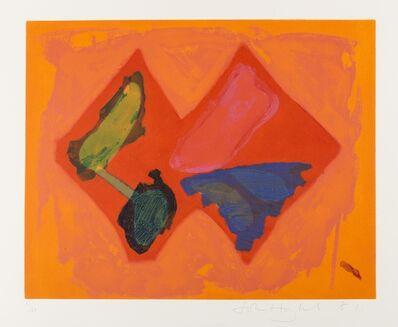 John Hoyland, 'Fly Away', 1981