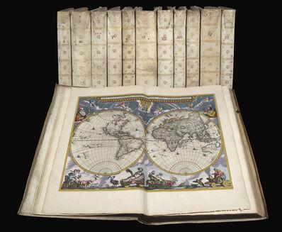Johannes Blaeu, 'Le Grand Atlas, ou Cosmographie blaviane, en laquelle est exactement descritte la terre, la mer, et le ciel.', 1663