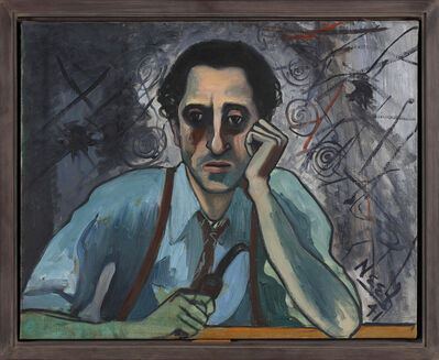 Alice Neel, 'SAM-WAR', 1941