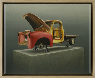 Giles Alexander, 'Chevy Fossil', 2016
