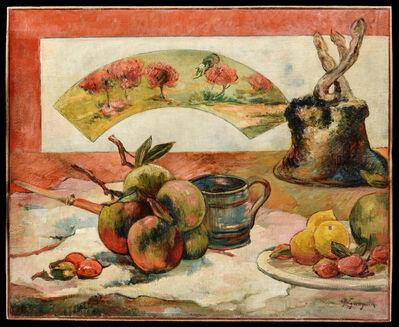Paul Gauguin, 'Nature morte à l'éventail', ca. 1889