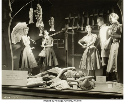 Nick Malan (20th century), 'A Group of One Hundred and Forty-Nine Photographs of B. Altman Display Windows', circa 1940s
