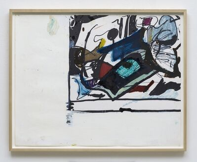 Eddie Martinez, 'Untitled', 2016
