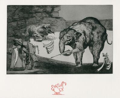 Enrique Chagoya, 'Disparate de Bestia (after Goya's Disparates/Proverbios)', 2015
