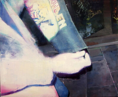 "Sebas Velasco, '""Wasted Years I""', 2015"