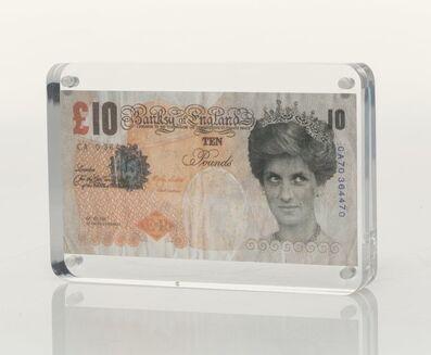 Banksy, '10 GBP Note', 2005