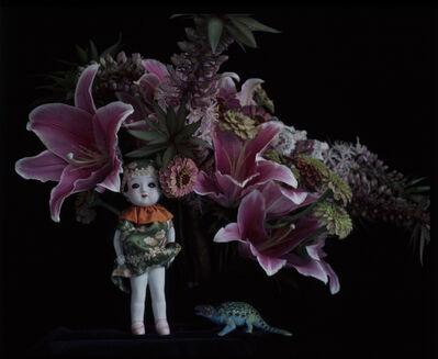 Nobuyoshi Araki, 'qARADIS', 2014
