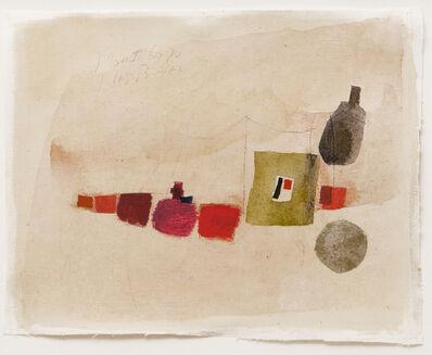 Julius Bissier, 'Monti 60.70', 1960