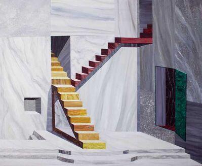 Gloria Martín Montaño, 'L'artiste fileur II', 2020