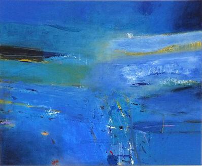 Martyn Brewster, 'Wild Sea', 2020