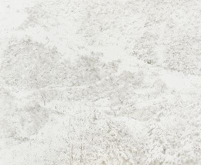 Li Wei 李威, 'Listening to the Snow No.20 听雪 No.20', 2015