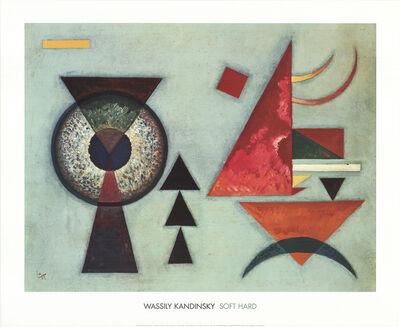 Wassily Kandinsky, 'Soft Hard', 2004