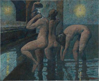 Armando Morales, 'Trois Baigneuses', 1993