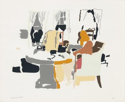 Fairfield Porter, 'INTERIOR (LUDMAN 17)', 1967