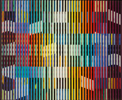 Yaacov Agam, 'From Birth to Eternity', 1969-1972
