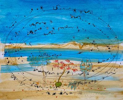 Xavier Puigmarti, 'Small Demons Surround the Lake ', 2020