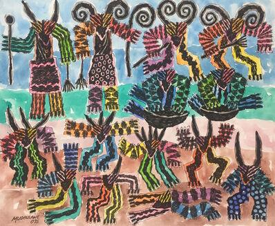 Celestino Mudaulane, 'A encarnação dos espiritos', 2015