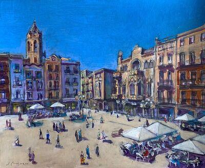 Josep Moscardó, 'Plaça Mercadal', 2021
