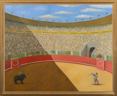 Fernando Botero, 'Arena', 2004